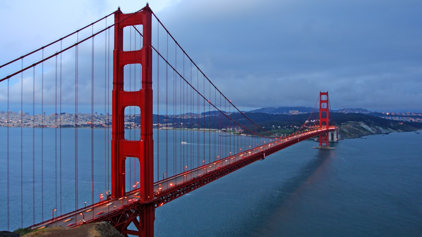 Things to do in San Francisco Bay Area - Golden Gate Bridge