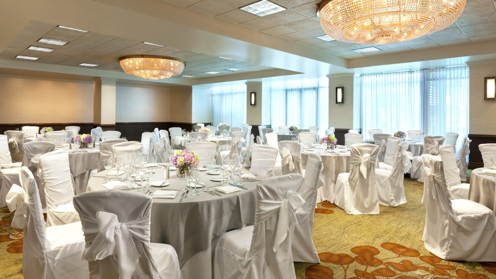 The Westin San Francisco Airport Weddings - Bayshore Ballroom