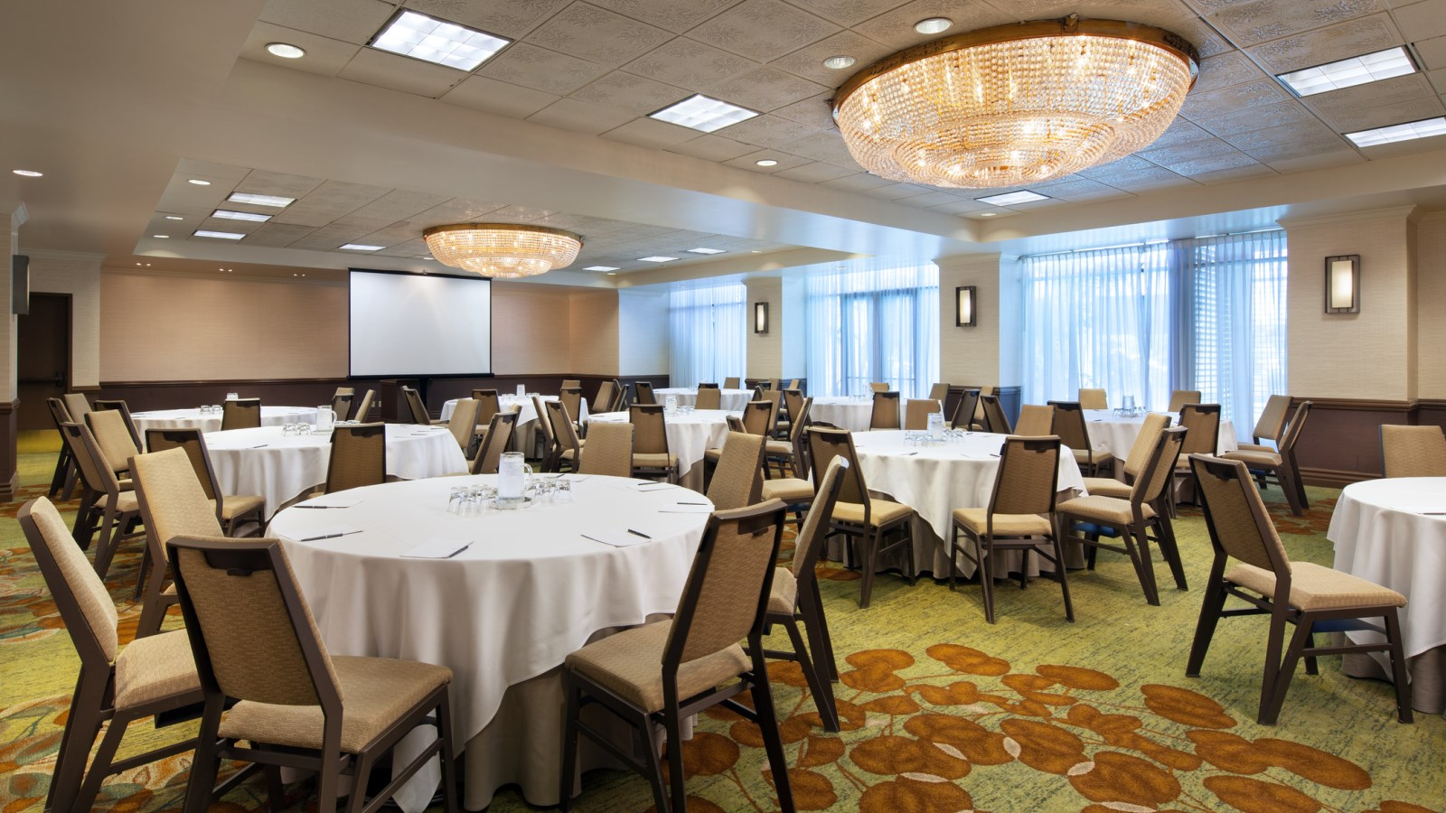 The Westin San Francisco Airport | Westin Ballroom