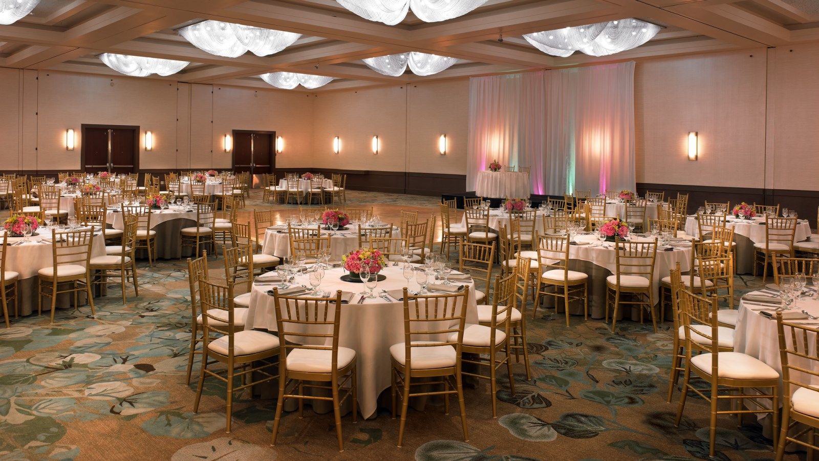 The Westin San Francisco Airport | Weddings - Westin Ballroom