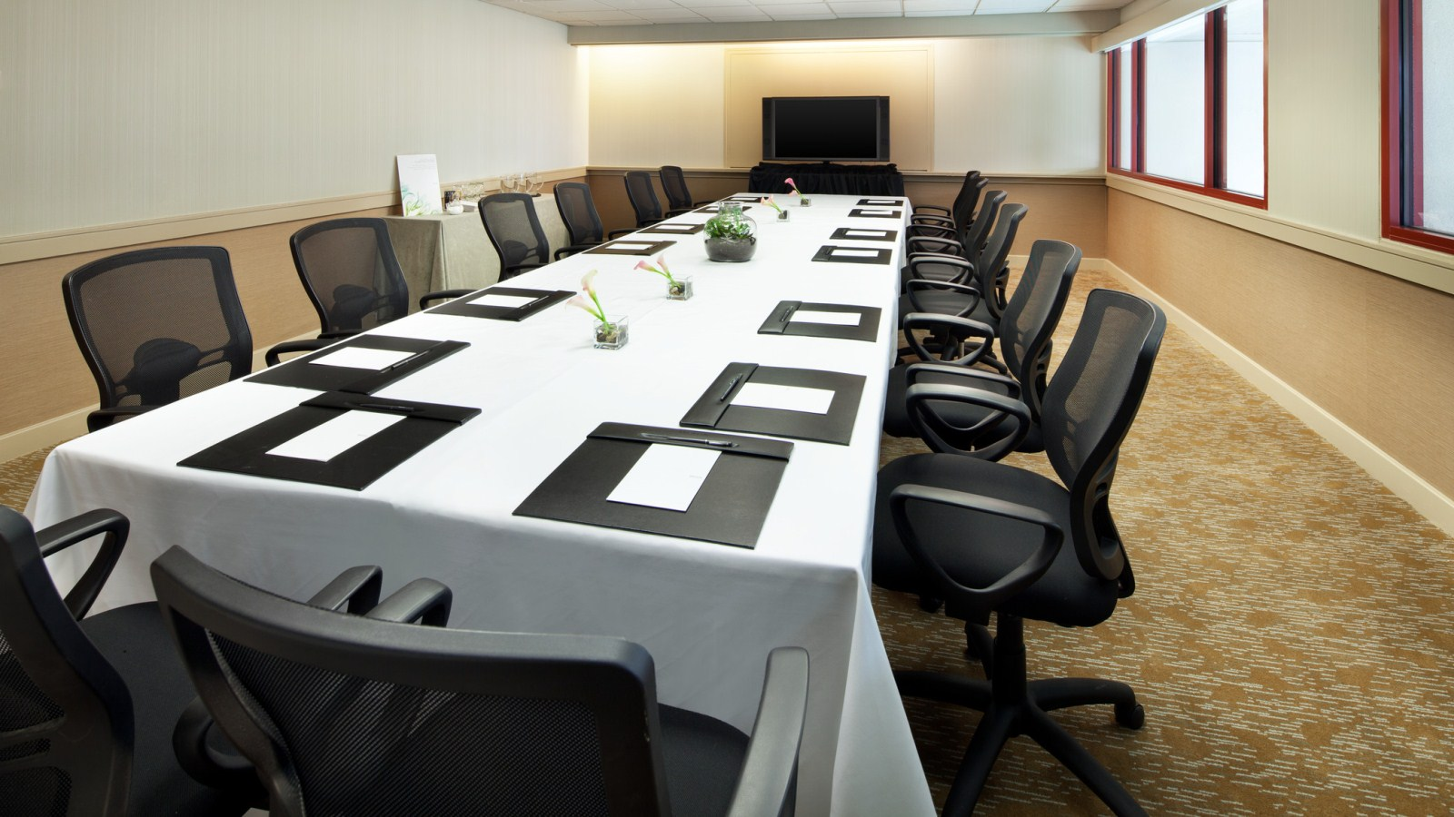 The Westin San Francisco Airport | Cedar Meeting Room