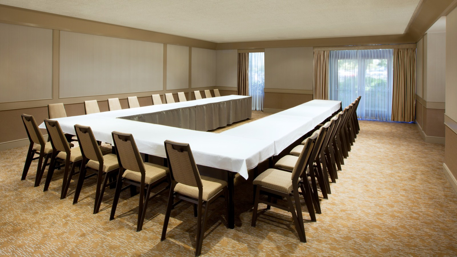 The Westin San Francisco Airport | Laurel Meeting Room