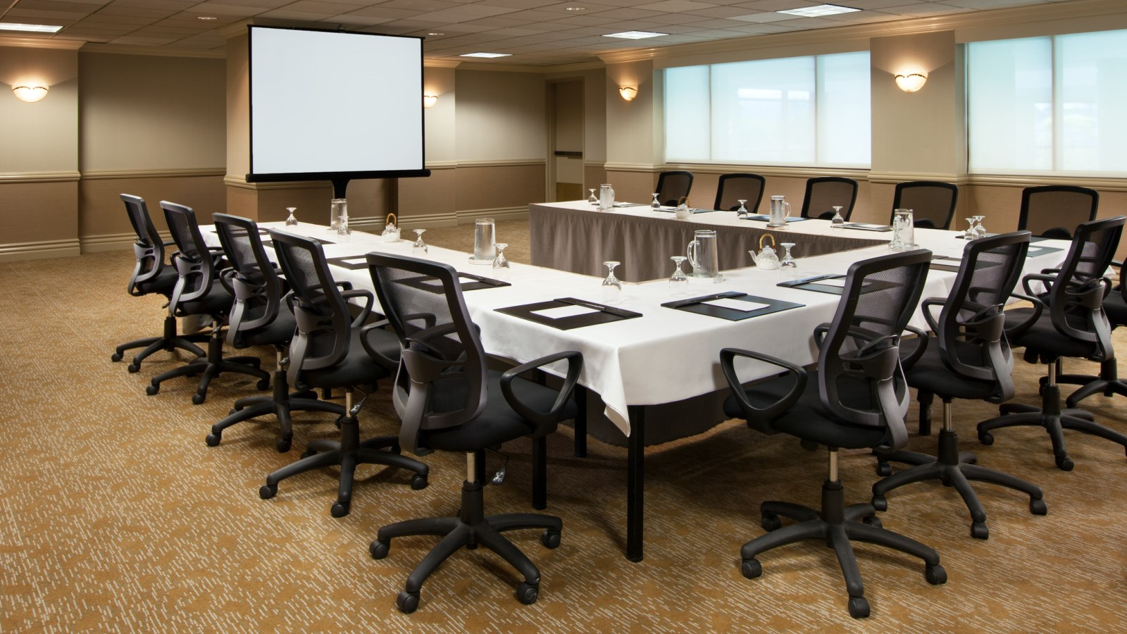The Westin San Francisco Airport | Cypress Meeting Space