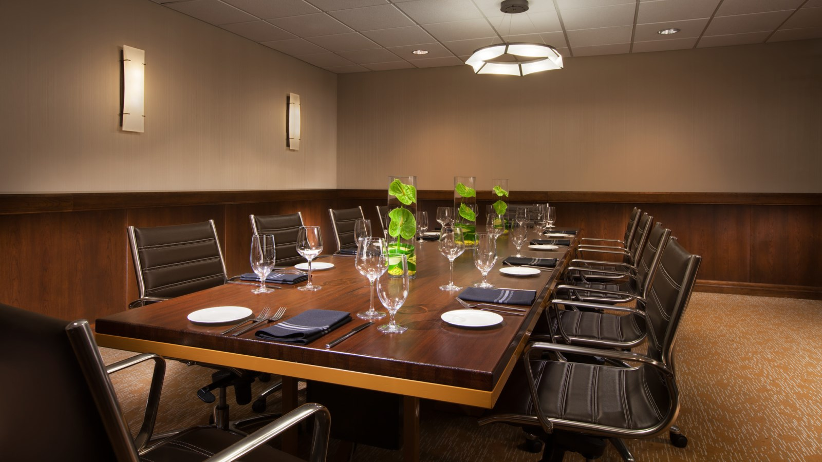 The Westin San Francisco Airport | Magnolia Meeting Room